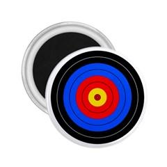 Target 2 25  Button Magnet