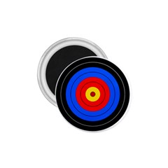 Target 1 75  Button Magnet