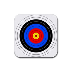 Target Drink Coasters 4 Pack (Square)