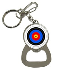 Target Bottle Opener Key Chain
