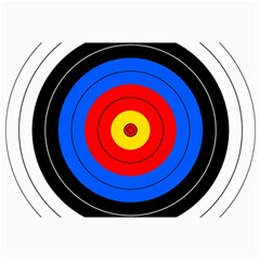Target Canvas 12  x 18  (Unframed)