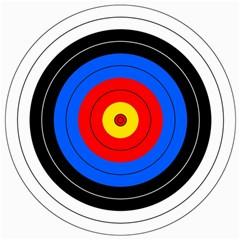 Target Canvas 16  x 16  (Unframed)