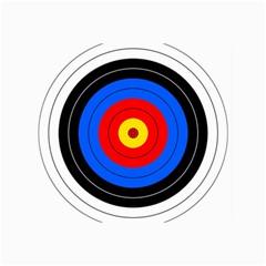 Target Canvas 24  X 36  (unframed)