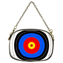 Target Chain Purse (two Side)