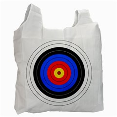 Target Recycle Bag (two Sides)