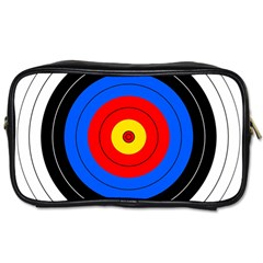 Target Travel Toiletry Bag (Two Sides)