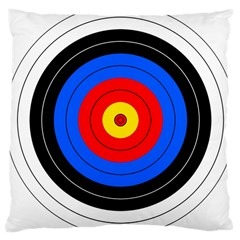 Target Large Cushion Case (two Sides)