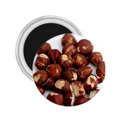 Hazelnuts 2.25  Button Magnet