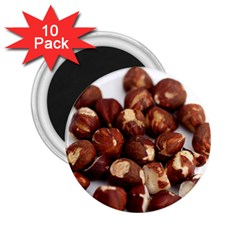 Hazelnuts 2.25  Button Magnet (10 pack)