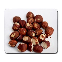 Hazelnuts Large Mouse Pad (Rectangle)