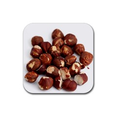 Hazelnuts Drink Coasters 4 Pack (square)