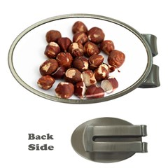 Hazelnuts Money Clip (oval)