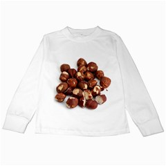 Hazelnuts Kids Long Sleeve T-Shirt