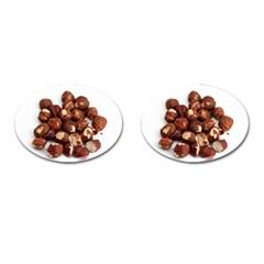 Hazelnuts Cufflinks (oval)