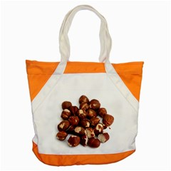 Hazelnuts Accent Tote Bag
