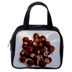 Hazelnuts Classic Handbag (One Side)