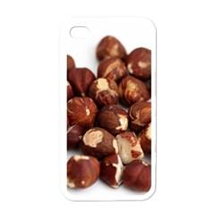 Hazelnuts Apple Iphone 4 Case (white)