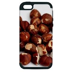 Hazelnuts Apple Iphone 5 Hardshell Case (pc+silicone)