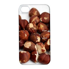Hazelnuts Apple Iphone 4/4s Hardshell Case With Stand