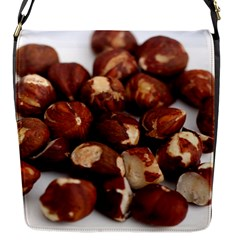 Hazelnuts Flap closure messenger bag (Small)