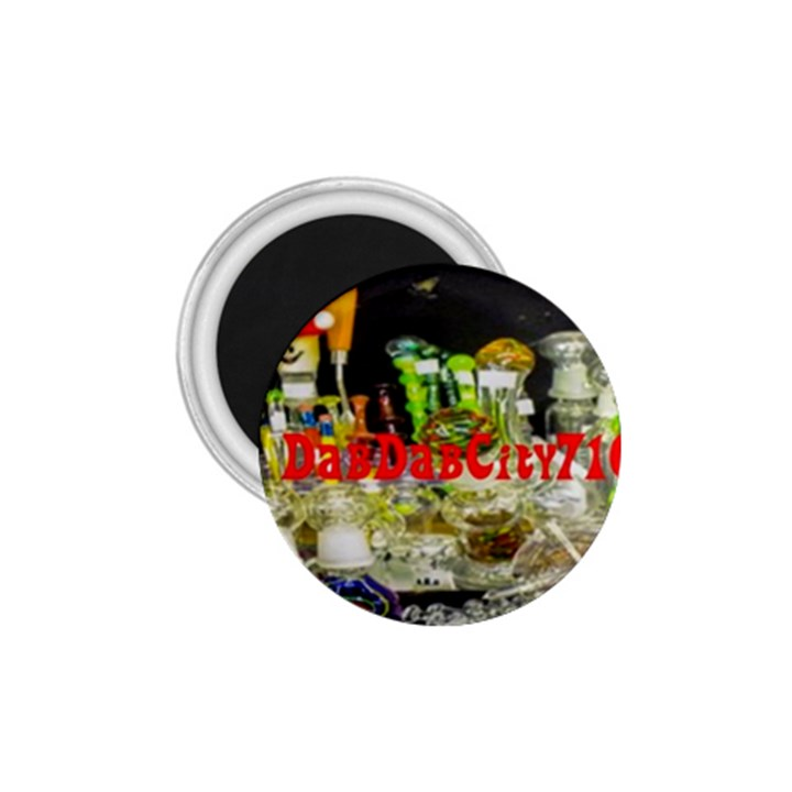 DabDabCity710 1.75  Button Magnet