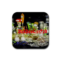 DabDabCity710 Drink Coasters 4 Pack (Square)