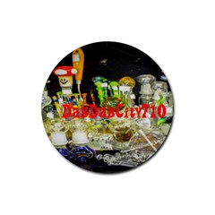 Dabdabcity710 Drink Coasters 4 Pack (round)