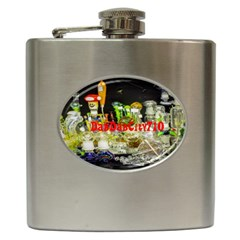 Dabdabcity710 Hip Flask