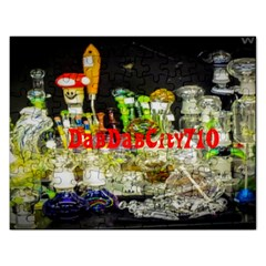 Dabdabcity710 Jigsaw Puzzle (rectangle)