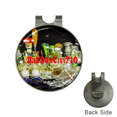 Dabdabcity710 Hat Clip With Golf Ball Marker