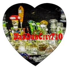 Dabdabcity710 Jigsaw Puzzle (heart)
