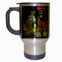 Dabdabcity710 Travel Mug (silver Gray)