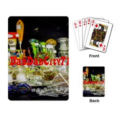DabDabCity710 Playing Cards Single Design