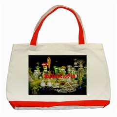 DabDabCity710 Classic Tote Bag (Red)