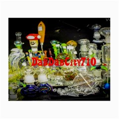 Dabdabcity710 Glasses Cloth (small, Two Sided)