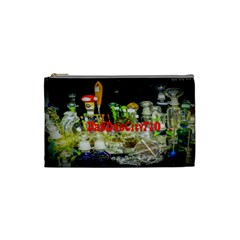 DabDabCity710 Cosmetic Bag (Small)