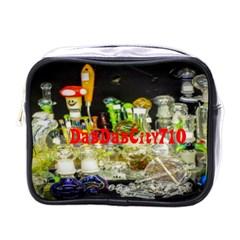 Dabdabcity710 Mini Travel Toiletry Bag (one Side)