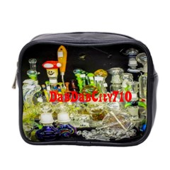 Dabdabcity710 Mini Travel Toiletry Bag (two Sides)