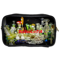 DabDabCity710 Travel Toiletry Bag (Two Sides)