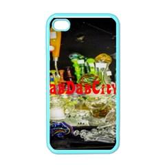 DabDabCity710 Apple iPhone 4 Case (Color)