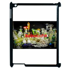 DabDabCity710 Apple iPad 2 Case (Black)