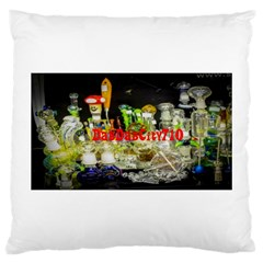 DabDabCity710 Large Cushion Case (One Side)