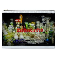 DabDabCity710 Cosmetic Bag (XXL)