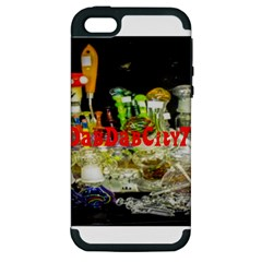 Dabdabcity710 Apple Iphone 5 Hardshell Case (pc+silicone)