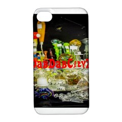 DabDabCity710 Apple iPhone 4/4S Hardshell Case with Stand