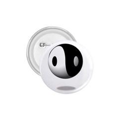 Yin Yang 1.75  Button
