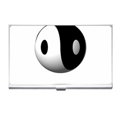 Yin Yang Business Card Holder