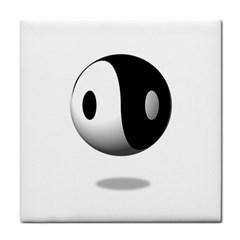 Yin Yang Face Towel