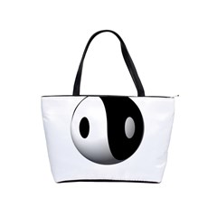 Yin Yang Large Shoulder Bag