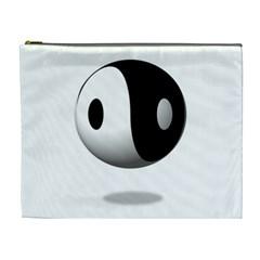 Yin Yang Cosmetic Bag (XL)